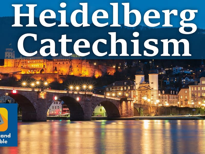 New City vs Heidelberg Catechism