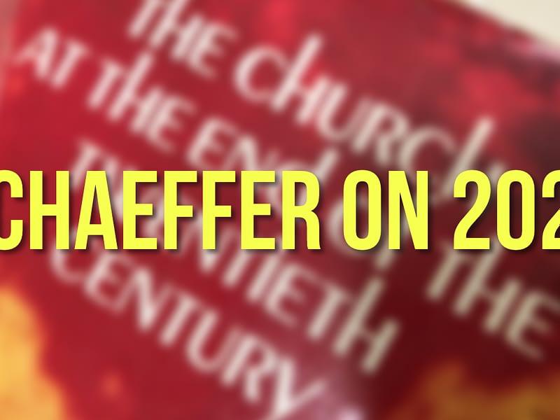 Schaeffer on 2021