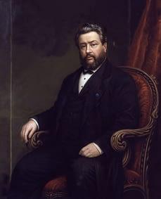 Portrait of C.H. Spurgeon