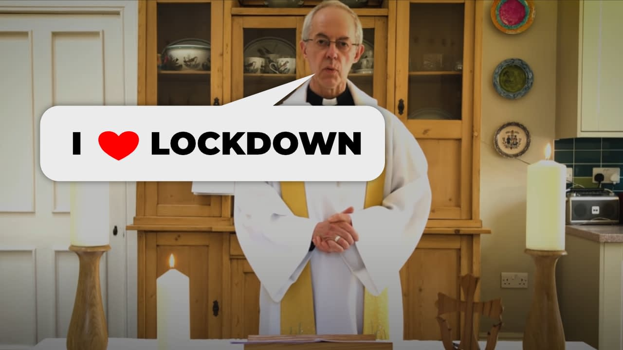 Why did the church embrace lockdown?