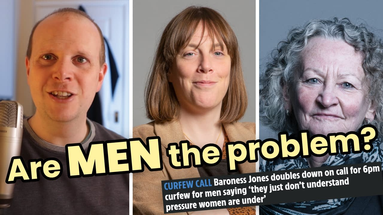 Are men the problem?