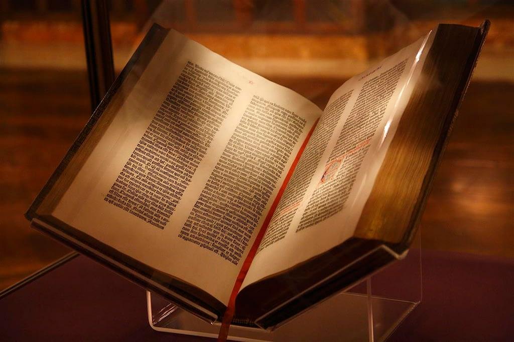Illustration: Bible