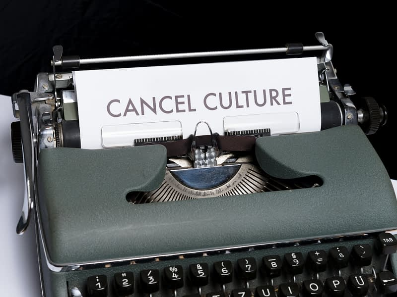 Cancel culture: where did it come from and what can we do about it?