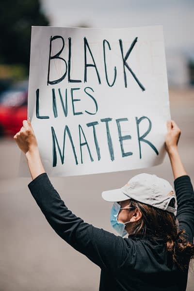 Social Media, #BlackLivesMatter and being consistent